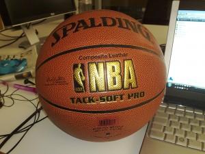 Tack Soft Pro Spalding NBA